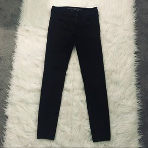 American Eagle Outfitters Jeans - American Eagle black jegging size 0